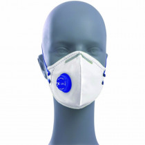 Mascarilla plegable Irudek Protection IRU 410 SLV