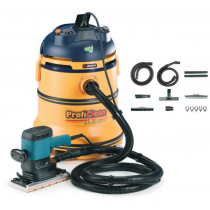 Aspiradores Industriales PC 35 Tools evolution-self cleaning filter