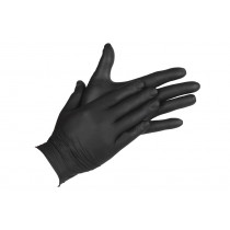 Guantes Nitrilo Negro 100 uds