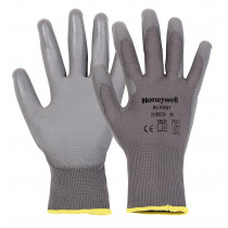 Guantes sintéticos PU FIRST GREY G210 (10 pares)