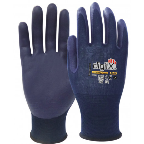Guantes digitx TACTYLUX 61-15 (12 pares)